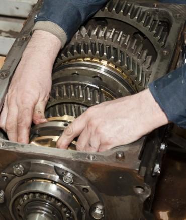 Naprawy, remonty skrzyń biegów