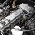 Nissan K25- std i niezawodny układ zapłonowy