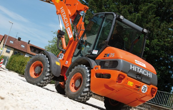 Hitachi ZW75