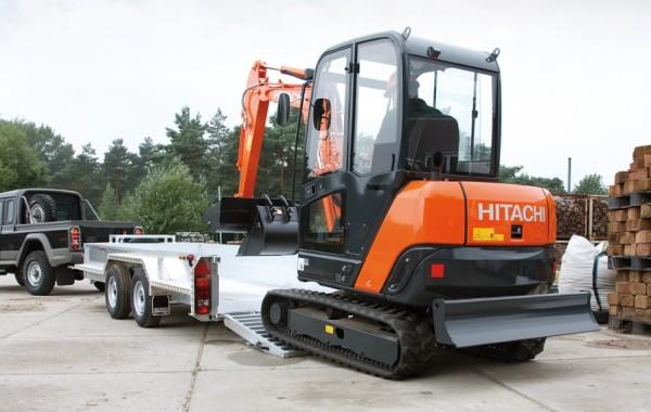 Hitachi Zx27U-3