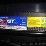 Akumulator Rocker 12 V/90 Ah, (produkcja Korea)