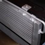 Oddzielne chłodnice silnika i automatycznej skrzyni biegów