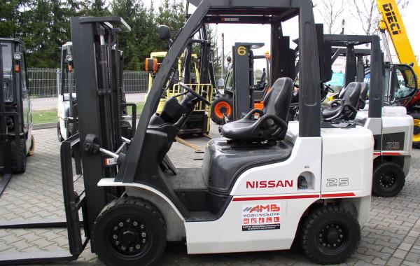 Nissan P1F2A25D