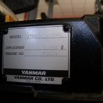 CT Power (Toyota Brand Group) FD25 triplex Yanmar