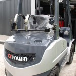 CT Power FG25 silnik Nissan