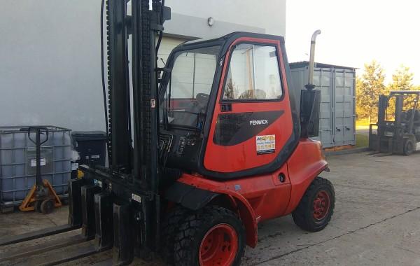 Linde H45D-04 EX (Fenwick)