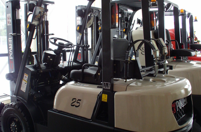 CT POWER FG25 (Toyota Brand Group) silnik K21 Nissan maszt z wolnym skokiem,