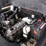 CT POWER FG25 silnik Nissan K21