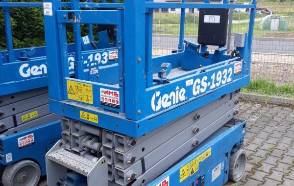 Podnośnik koszowy Genie GS1932 2012 r.