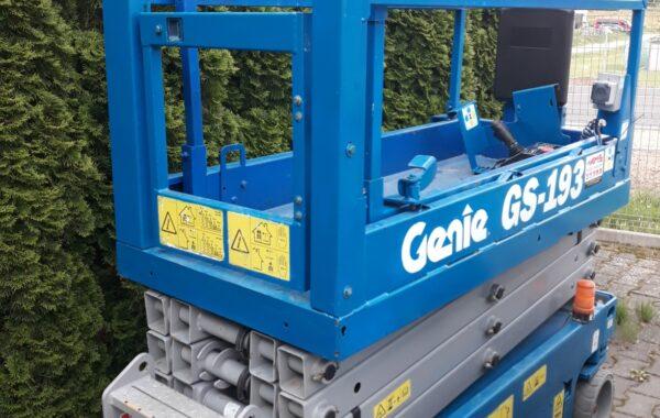 Podnośnik koszowy Genie GS 1932 2014 r.