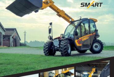 Nowy model DIECI Smart 20,4