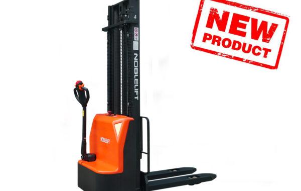 Wózek magazynowy elektryczny stacker Noblelift PSE15L-C